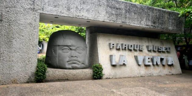 Liberan en Tabasco a indonesios que vandalizaron piezas arqueológicas