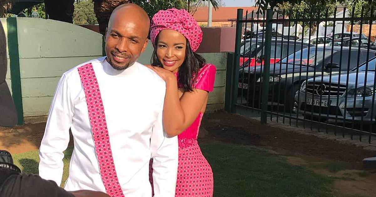 Watch Lebo Gunguluza S Traditional Wedding Warms Hearts