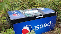 Mystery Solved: N.B. Police Find Owner Of Pepsi Machine Left In