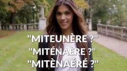Iris Mittenaere, miss Univers, vous apprend à prononcer son