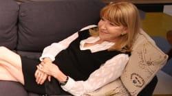 Sur le divan avec... Louise