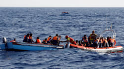 More Than 90 Migrants Believed Missing After Boat Sinks Off