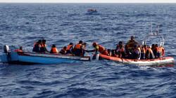 1 500 migrants secourus en 3 jours, une femme retrouvée