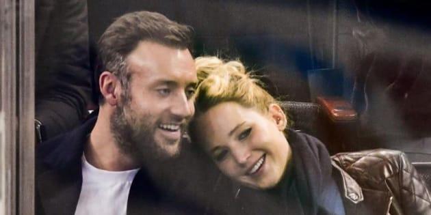 Jennifer Lawrence et Cooke Maroney sont en couple depuis 2018