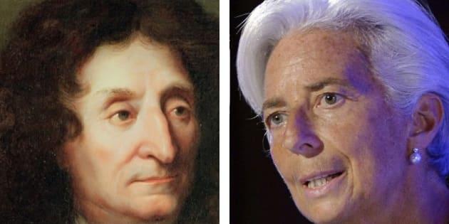 Les internautes ont utilisé la morale d'une fable de La Fontaine pour commenter le jugement de Christine Lagarde.