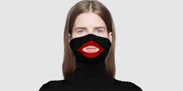 Gucci, accusé de racisme, retire ce pull de la vente