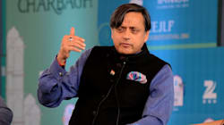 Congress MP Shashi Tharoor Denies Reports Of Joining