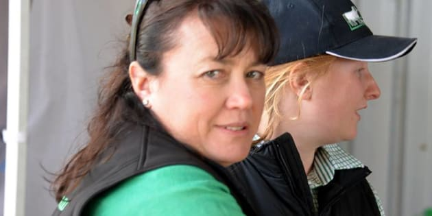 Rosalie Mitchell was killed in a train smash.
