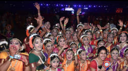 Andhra Pradesh Makes It To Guinness World Records Again, This Time For World's 'Largest Kuchipudi