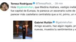 Teresa Rodríguez llama