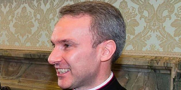 """""""Ero in crisi"""". Monsignor Carlo Alberto Capella am"""