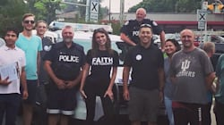 Toronto Police Should Discipline Officers Who Posed With Faith