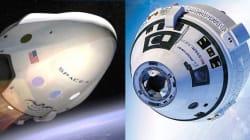 SpaceX lance sa Falcon Heavy, mais c'est peut-être Boeing qui va gagner la course