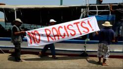 Ces Tunisiens se mobilisent pour empêcher l'accostage d'un bateau