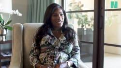 Serena Williams a beau être une grande championne, elle a peur d'un tout petit