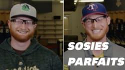 Ces joueurs de baseball sont sosies, ils portent les mêmes nom et prénom