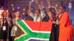 South African Team Wins 2017 TechWomen Pitch in Silicon
