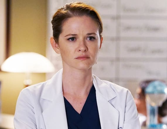 Sarah Drew opens up about 'Grey's Anatomy' firing