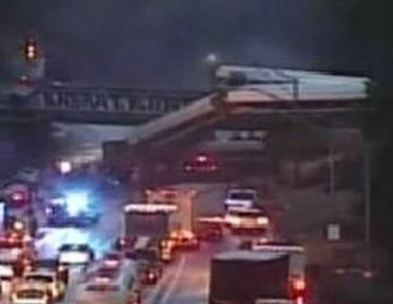 Several killed after Amtrak train derails
