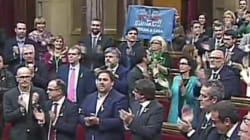 Catalogne: revivez le moment historique que redoutait le gouvernement
