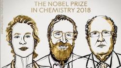 Le prix Nobel de chimie 2018 récompense le contrôle de