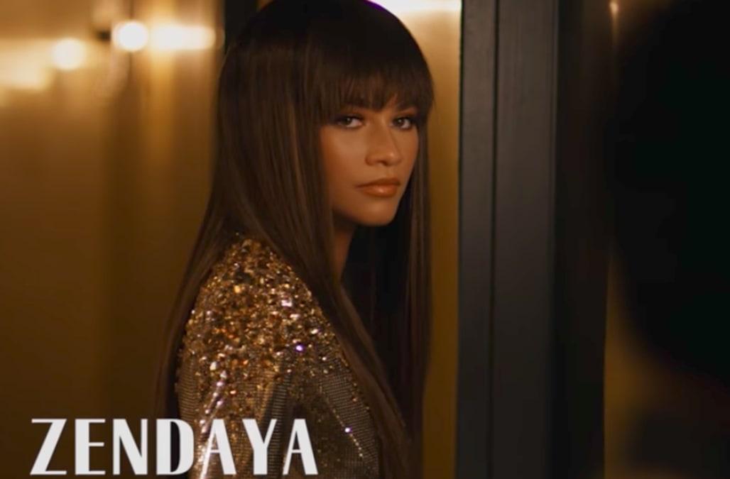 Bruno Mars Zendaya Star In New Versace On The Floor