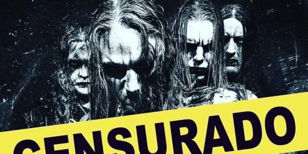 El concierto de la banda sueca de Black Metal, Marduk, en Monterrey fue cancelado debido a las protestas de grupos católicos y evangélicos.