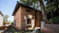 Cette maison post-séisme a été couronnée bâtiment de l'année au World Architecture