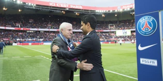 Luis Fernandez fait son retour au PSG en tant que directeur sportif du centre de formation