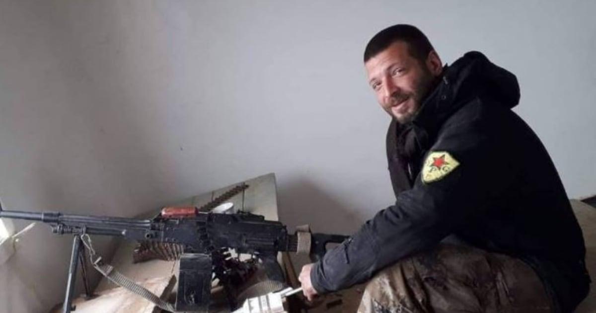 """Lorenzo Orsetti ucciso dall'Isis in Siria: """"Ammazzato un crociato italiano"""""""