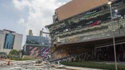 Error en el cálculo estructural causó el derrumbe de la Plaza Artz
