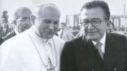 Andreotti e i suoi santi in