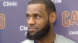 LeBron James Honors Martin Luther King Jr. By Calling Out Trump's