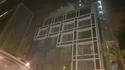 Two Killed, Six Injured In Fire At Kolkata's Golden Parkk