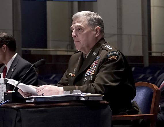 U.S. general concerned about Russia in Afghanistan