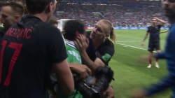 El furor del gol croata y el fotógrafo que vivió para