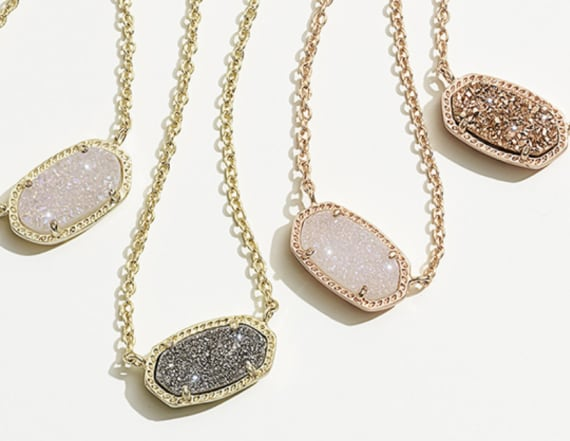 This iconic Kendra Scott necklace sells every minute