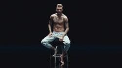 Les tatouages de David Beckham s'animent pour la bonne