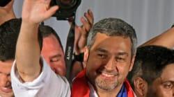 Paraguay elige presidente a un 'joven' conservador ligado familiarmente a la