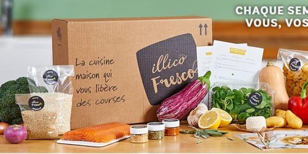A la merci d'Amazon Fresh? La question qui fâche du HuffPost à la box de produits frais Illico Fresco