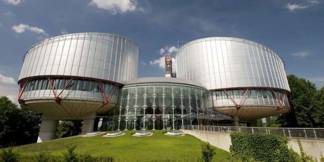 Sede del Tribunal Europeo de Derechos Humanos (TEDH), en Estrasburgo.