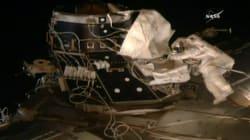 Un incident très rare s'est produit sur la Station spatiale