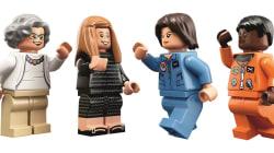 FOTOS: Así serán las mujeres de la NASA creadas por