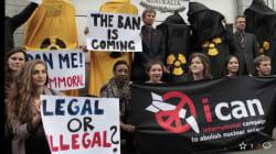 Nobel de la paz para la Campaña Internacional para Abolir las Armas Nucleares