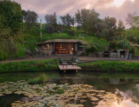 Hobbit hideaway is the perfect adults-only retreat
