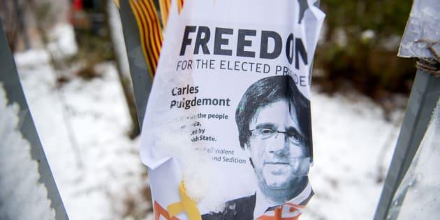 Puigdemont non verrà processato per ribellione