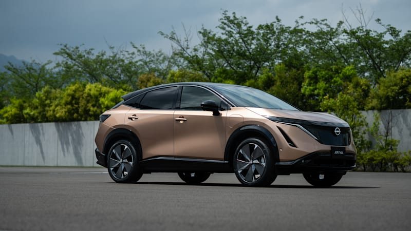 Nissan wants all new car models to be electric by early 2030s, carbon neutrality by 2050