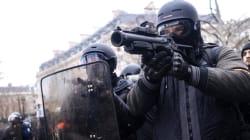 À Bourg-en-Bresse, l'utilisation du successeur du flashball par les policiers sera