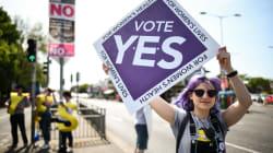 Los sondeos pronostican una amplia victoria del sí al aborto en