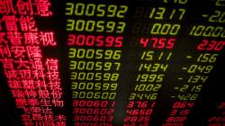 Borse asiatiche giù dopo il crollo di Wall